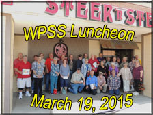 March 19, 2015 Luncheon