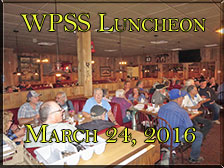 Luncheon: March 24, 2016